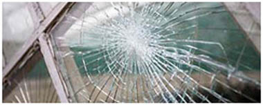 Beaconsfield Smashed Glass